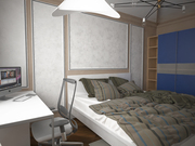 Дизайн-проект в 3D
